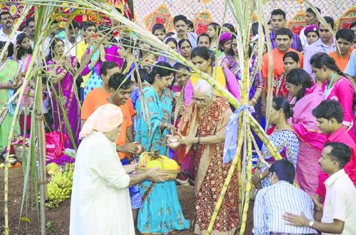 छट पूजा उत्सव