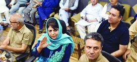 काश्मीरात भाजपने काढला पीडीपीचा पाठिंबा