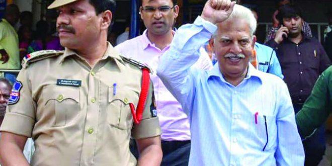 माओवाद्यांशी संबंधांवरून महाराष्ट्र पोलिसांचे ५ राज्यांत अटकसत्र