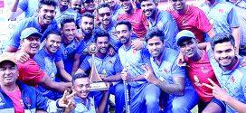 विजय हजारे चषक तिसर्यांदा मुंबईकडे