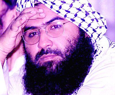 मसूद अझहर आंतरराष्ट्रीय दहशतवादी