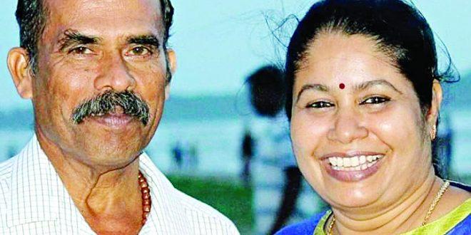 थिवीतील पती – पत्नी दिल्लीत अपघातात ठार
