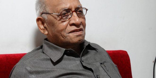 ज्येष्ठ स्वातंत्र्यसैनिक पद्मश्री मोहन रानडेंचे निधन