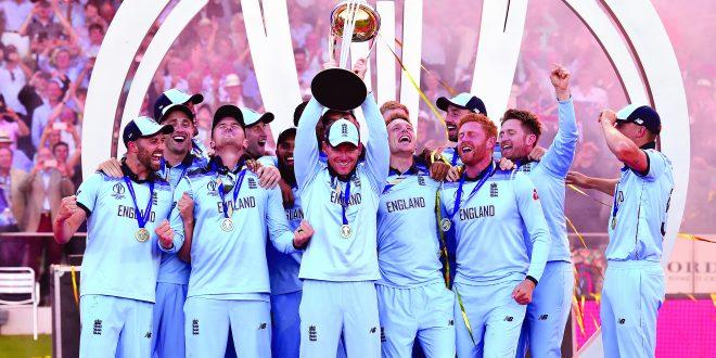 इंग्लंड विश्वविजेता!