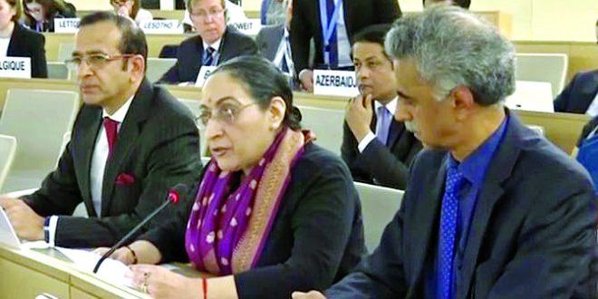 संयुक्त राष्ट्रांत भारताकडून पाकचे वाभाडे