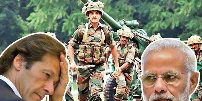 भारत-पाक सीमेवर युद्धाचे ढग