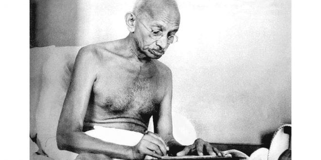 युगात्मा गांधीजी