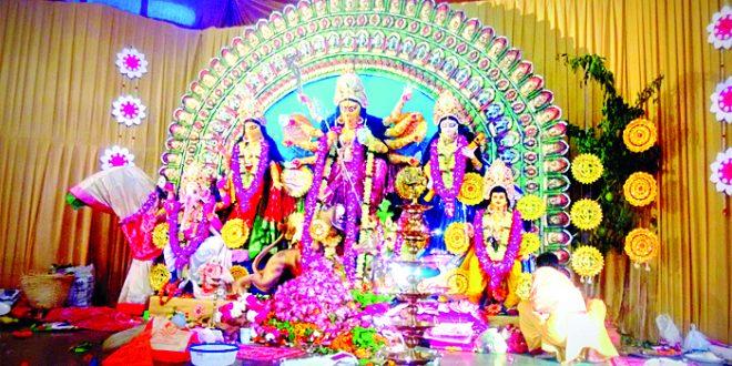 विजयोत्सव देवीचा