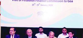 वित्त आयोगाकडे आर्थिक पॅकेजची मागणी