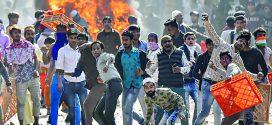दिल्लीत हिंसाचाराच्या उद्रेकात १३ मृत्यूमुखी