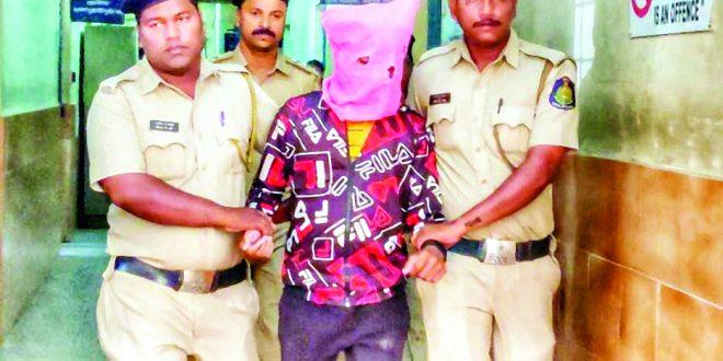 शाळकरी मुलीचे अपहरण करून बलात्कार